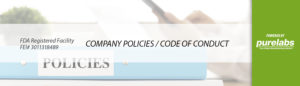 Pure Labs Code of Conduct
