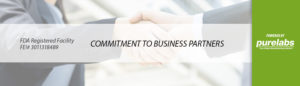 Commitment to Business Partners