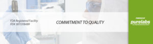 Pure Labs Commitment to Quality