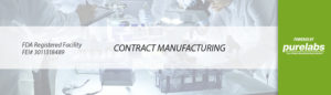 Pure Labs Contract Manufacturing