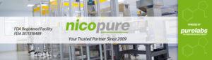 Nicopure Premium Nicotine White Label Manufacturer
