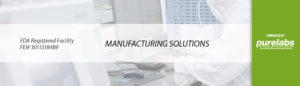 Pure Labs Manufacturing Solutions
