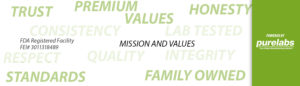 Pure Labs Mission and Values