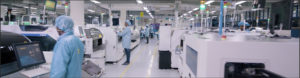 Pure Labs Manufacturing Facility