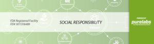 Pure Labs Social Responsibilty