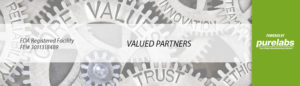 Pure Labs Valued Partners