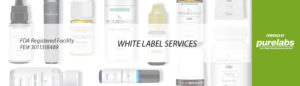 Pure Labs White Label Manufacturing